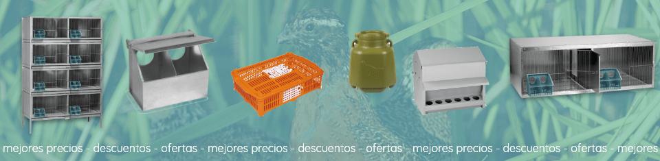Comederos Para Perdices Y Codornices