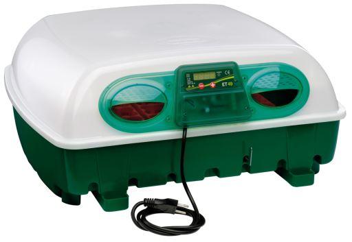 Incubadora 49 huevos automática